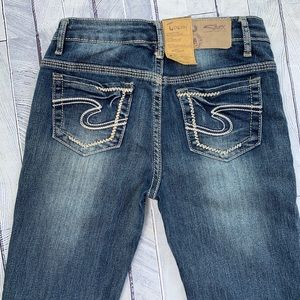 NWT Silver jeans Tammy style